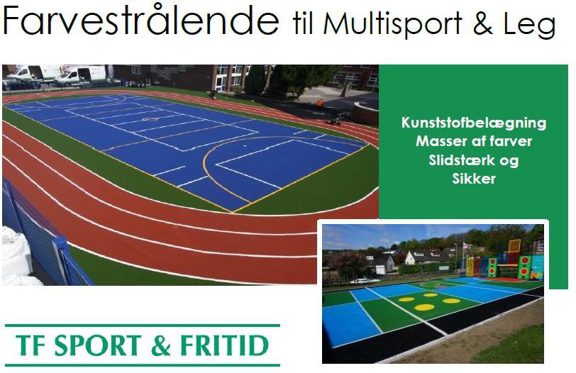 Play-Rite multisport og leg