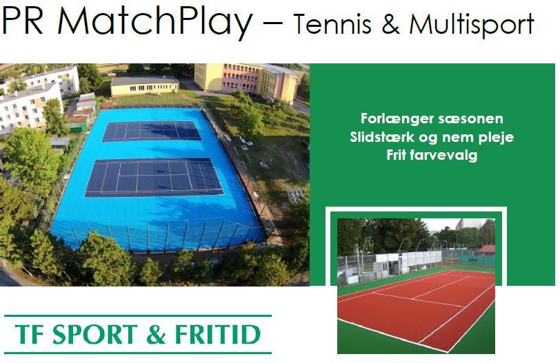 Play-Rite Tennis Multisport og Leg